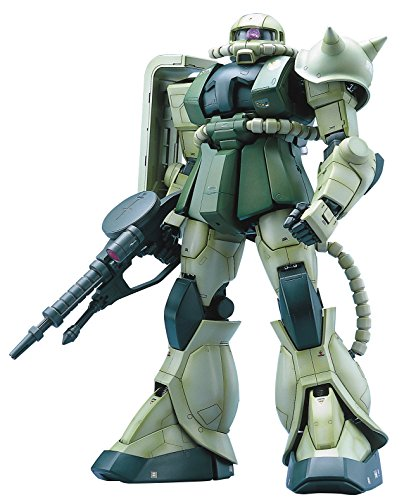 "Bandai Hobby MS-06F Zaku II ""Mobile Suit Gundam"" Perfect Gra"