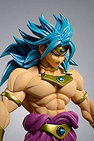 dragon ball z dbz banpresto figure museum broly scultures big - Dbz