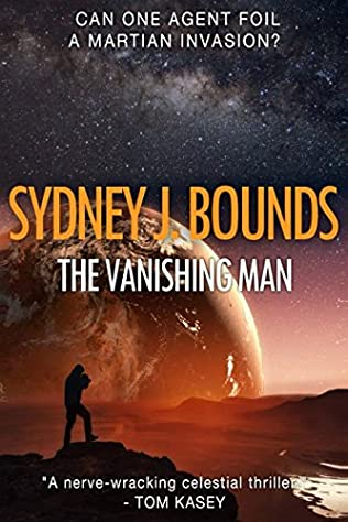 book cover of The Vanishing Man