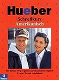 Schnellkurs, Audio-CDs m. Arbeitsbuch, Amerikanisch, 3 CD-Audio