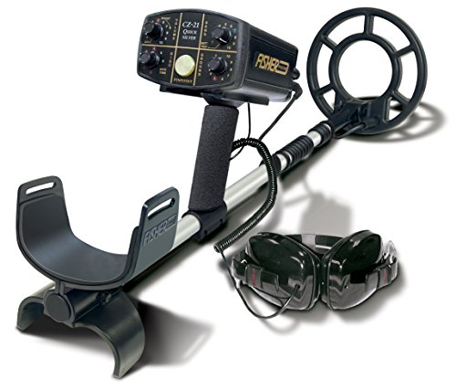 Fisher CZ21-8 Underwater Metal Detector For Sale