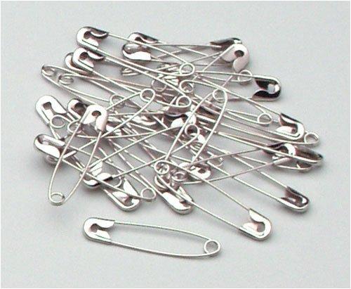 Safety Pins #3 (Box of 1440) by PRYM