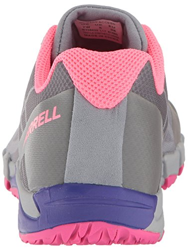 Bare multi Gris grey multi Merrell De Chaussures Grey Fille M Fitness Access UxZSwS5qR