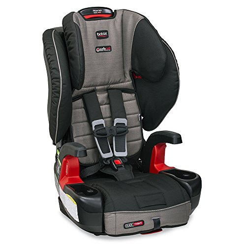 Frontier G1.1 ClickTight Harness-2-Booster Car Seat, Slate Strie (Britax Amazon compare prices)