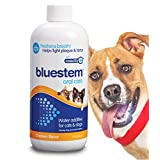 Pet Water Additive Oral Care: For Dogs & Cats Bad Breath, Dental Rinse Freshener Treats Plaque & Teeth Tartar Remover. Dog & Cat Mouth Hygiene Clean Health Treatment for Pets Drinking Bowl (Chicken)
