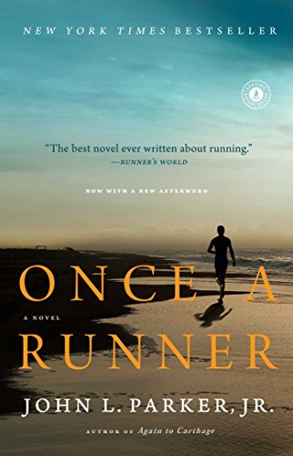 Once a Runner: A Novel cover