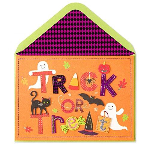Halloween Card Trick or Treat