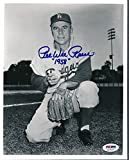 Peewee Reese Dodgers Signed 8x10 Photo Signed Auto - PSA/DNA Certified Ad71473
