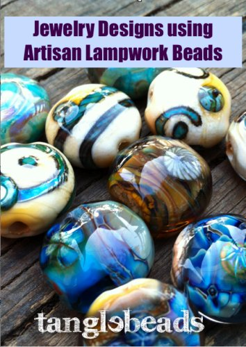 Jewelry Designs using Artisan Lampwork Beads (Jewelry Inspirations)