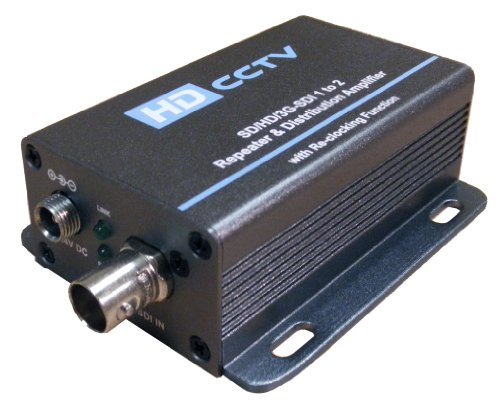 Distribution Amplifier Extender Re clocking Function product image