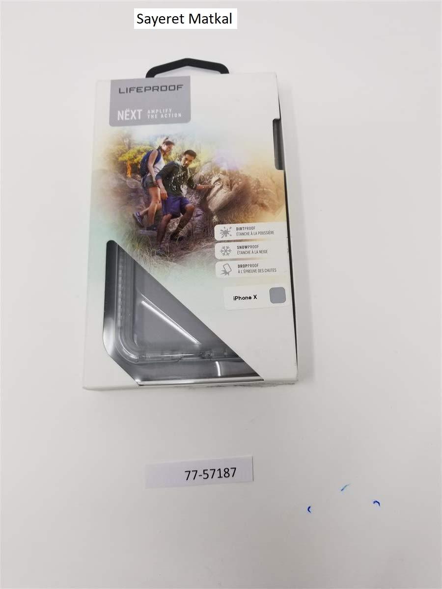 Lifeproof NEXT iPhone X (77-57187) Beach Pebble - New