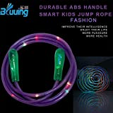 Exclusive Design LED Light Up Smart Jump Rope for Kids Best Party Gift For