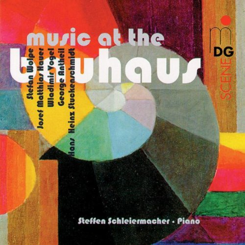 Music at the Bauhaus by MD&G Records