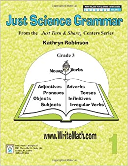 Printables Daily Grammar Practice Worksheets daily grammar punctuation practice 3rd grade language arts worksheets just turn and share kathryn robinson 978193