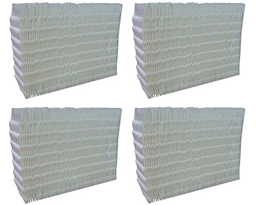 Ximoon Humidifier Filter for Kenmore Quiet Comfort Model 758 (4 Filters) by Ximoon