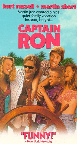 Captain Ron [USA] [VHS]: Amazon.es: Kurt Russell, Martin ...