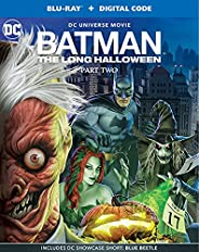 Batman: Long Halloween Part Two (Blu-ray+Digital)