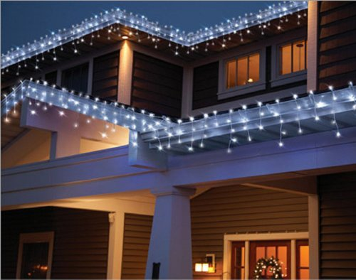 Everstar Led Icicle Lights