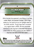 2019 Topps WWE Money in the Bank Bronze Wrestling