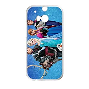 Frozen fashion design Cell Phone Case for HTC One M8