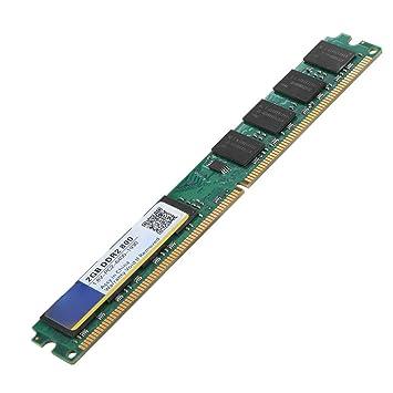 Xiede 1.8 V DDR2 Memoria RAM 800 MHz 2G Memory Stick ...