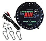 Kill Light XTREME Bright Motion Activated Feeder Light - GREEN