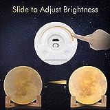 Moon Lamp, Wall-mounted Kids Night Light, 2021