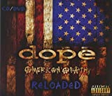 American Apathy Reloaded [CD + DVD] by Dope (2009-04-06)