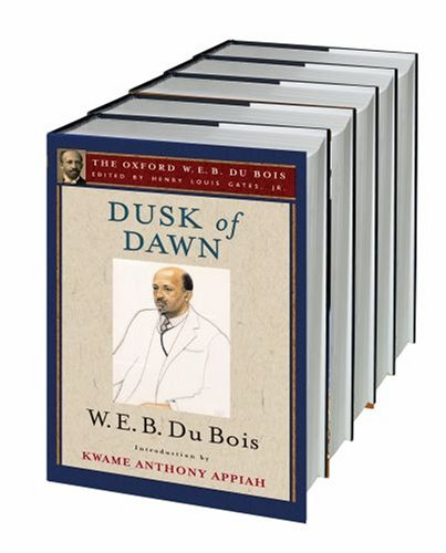 The Oxford W. E. B. Du Bois: 19-Volume Set by Oxford University Press
