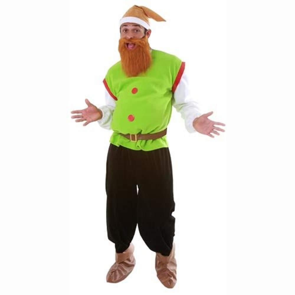 Dress Up America Kit disfraz de elfo divertido Disfraz adulto de ...