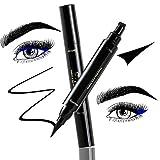 Best Eyeliners - Terresa Liquid Eyeliner Pencil with Winged Eyeliner Stamp Review