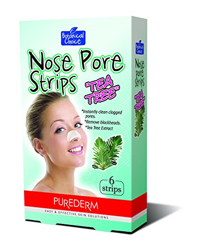 Purederm Nose Pore Strips Tea Tree, 0.7 Pound Adwin USA Inc. 8809052586539