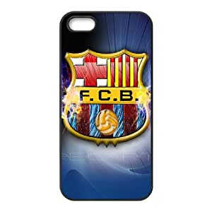 iPhone 4 4s Cell Phone Case Black Barcelona Football 005 VC945648