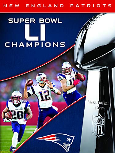 NFL Super Bowl LI Champions New England Patriots ()
