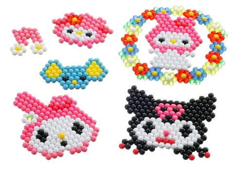 Aqua Bead Art My Melody by Epoch by My Melody