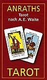 Anraths-Waite-Tarot. 86 Tarotkarten m. dt.- Anleitung, 65 x 110mm