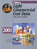 Light Commercial Cost Data, , 0876296037