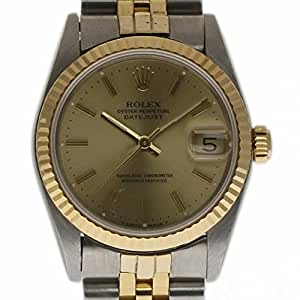 Rolex Datejust swiss-automatic womens Watch 68273 (Certified Pre-owned)