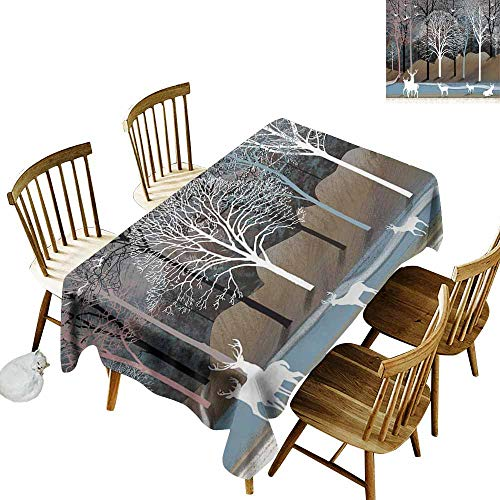 SLLART Party Table Cover 4795 (2) W 52