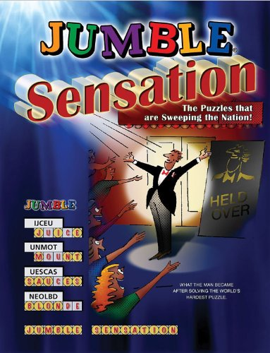 Jumble® Sensation: The Puzzles that Are Sweeping the Nation!