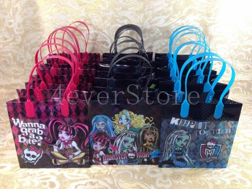 Monster High Goodie Bags 24