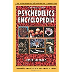 Psychedelics Encyclopedia by Peter Stafford (1993-01-12)