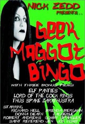 Geek Maggot -