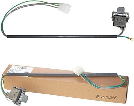 3949247 AP3100003 Details about  /2 Pk Sears Waschmaschine Deckel Schalter für Whirlpool