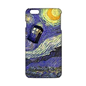 Evil-Store Doctor Who blue box 3D Phone Case for iPhone 6 plus