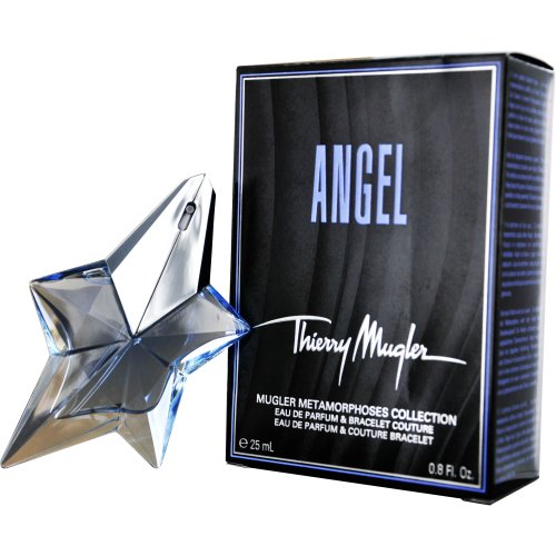 Edt Spray Collectors - Thierry Mugler Angel Eau de Parfum Spray for Women (Metamorphisis Collector Edition Bottle), 0.8 Ounce
