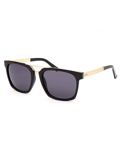 cb718db2d8df5 VonZipper Plimpton Black Gloss Gold Grey  Amazon.ca  Clothing ...