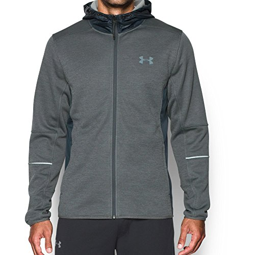 Under Armour Men's Storm Swacket, Stealth Gray (008), Large