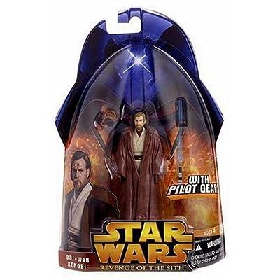 Hasbro Star Wars E3 BF70 OBI-WAN Pilot: Toys & Games