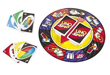 UNO Spin by Mattel